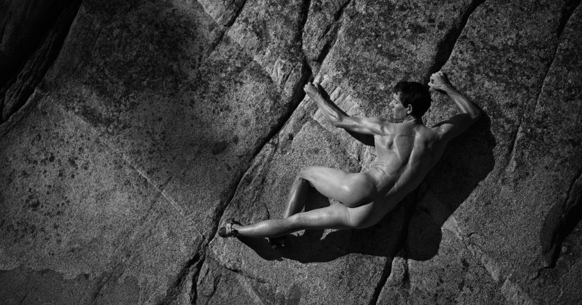body issue, alex honnold