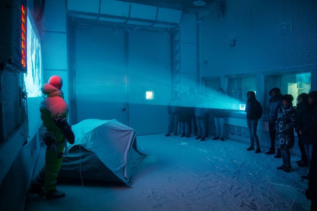 """Photo of """"Everest Xtreme Xperience"""". Una proiezione sottozero del film """"Everest"""""""
