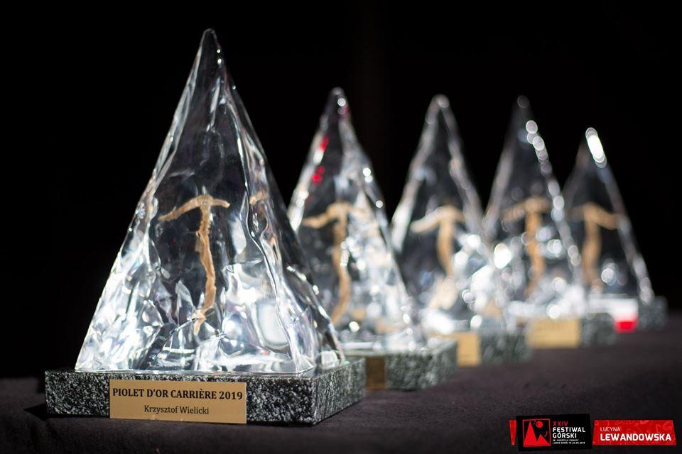 Photo of Piolets d'Or 2019, la notte degli oscar dell'alpinismo