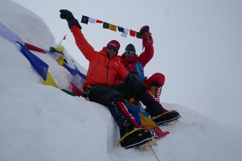 Photo of François Cazzanelli da record sul Manaslu