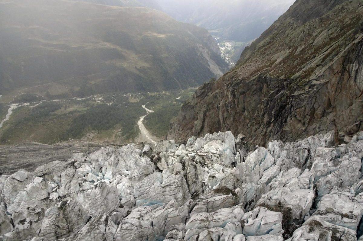 ghiacciaio, planpincieux