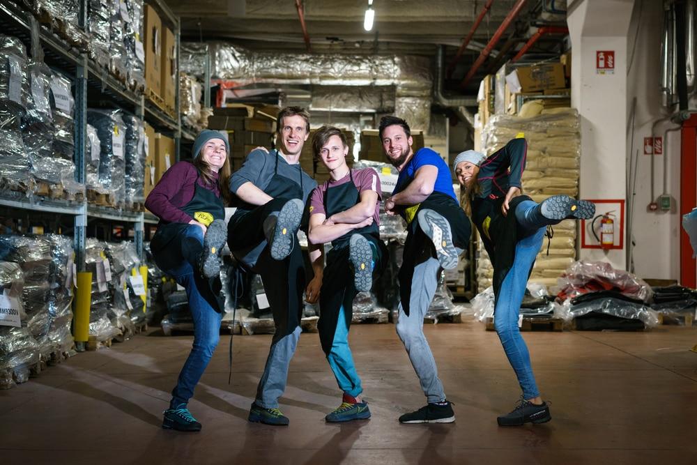 Photo of Vibram presenta il nuovo Climbing Team