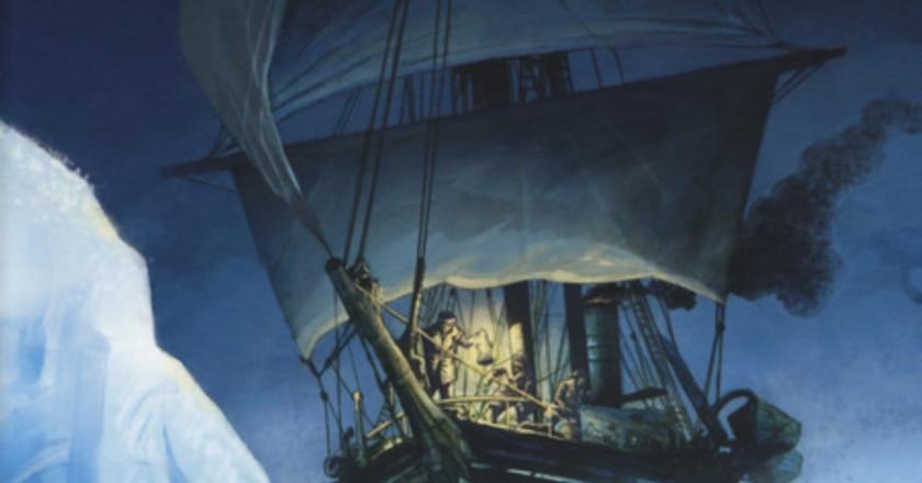 """""""Shackleton - Ai confini del mondo"""""""
