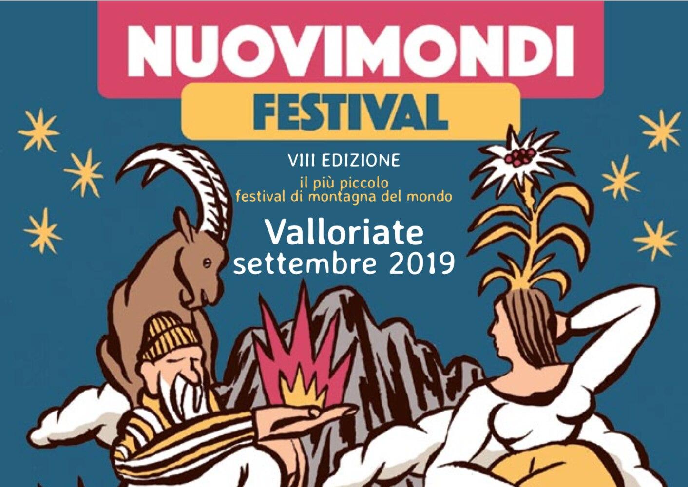 Photo of Torna Nuovi Mondi, il più piccolo festival di montagna del mondo