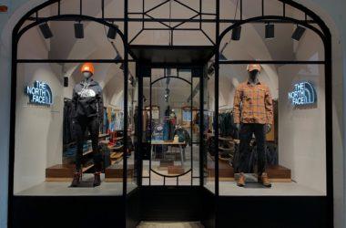 Store The North Face di Bolzano