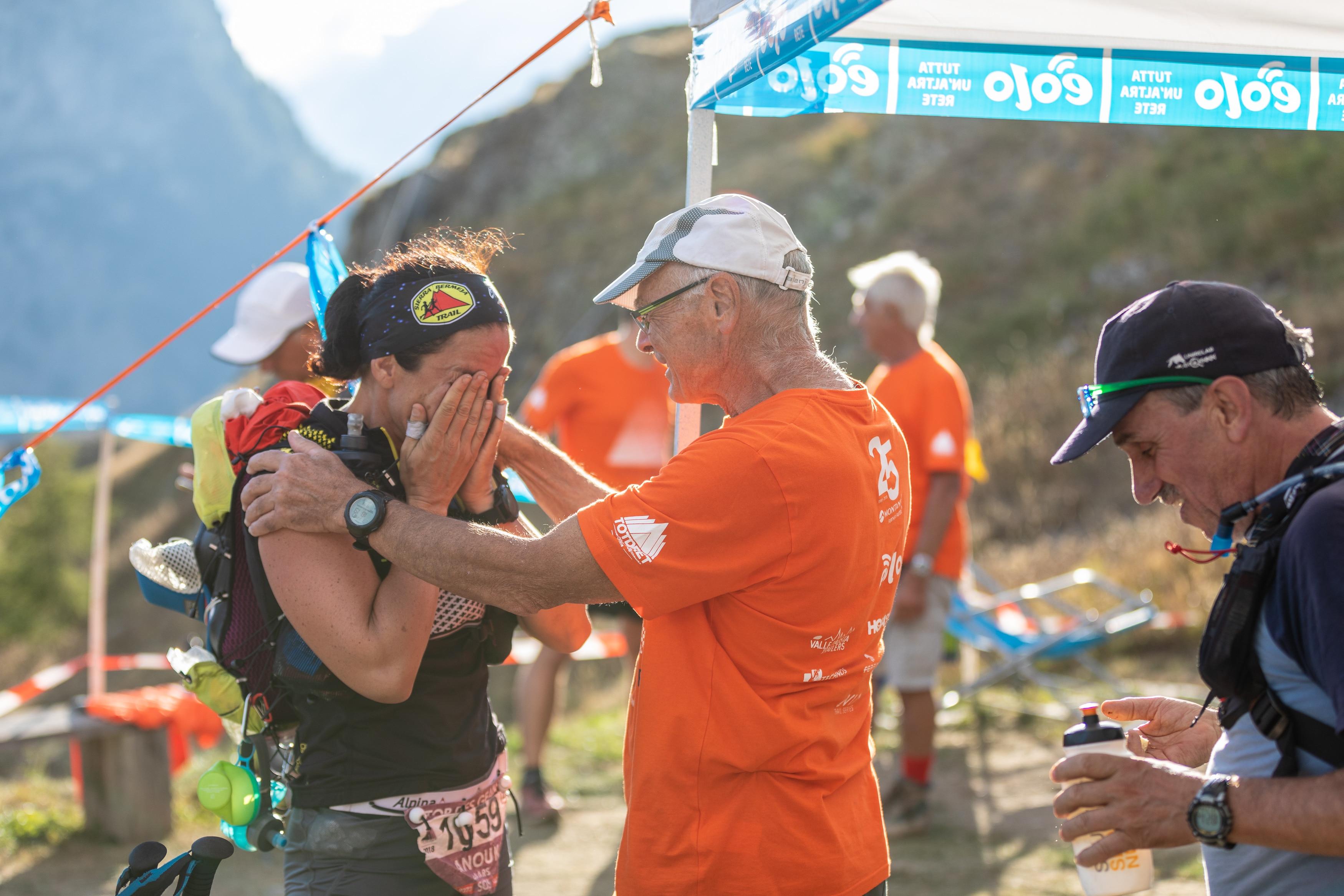 Photo of Tor des Géants, le emozioni di atleti e volontari
