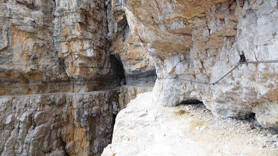 Photo of Dolomiti di Brenta. Chiuse per restauro Bocchette Centrali e Ferrata Detassis