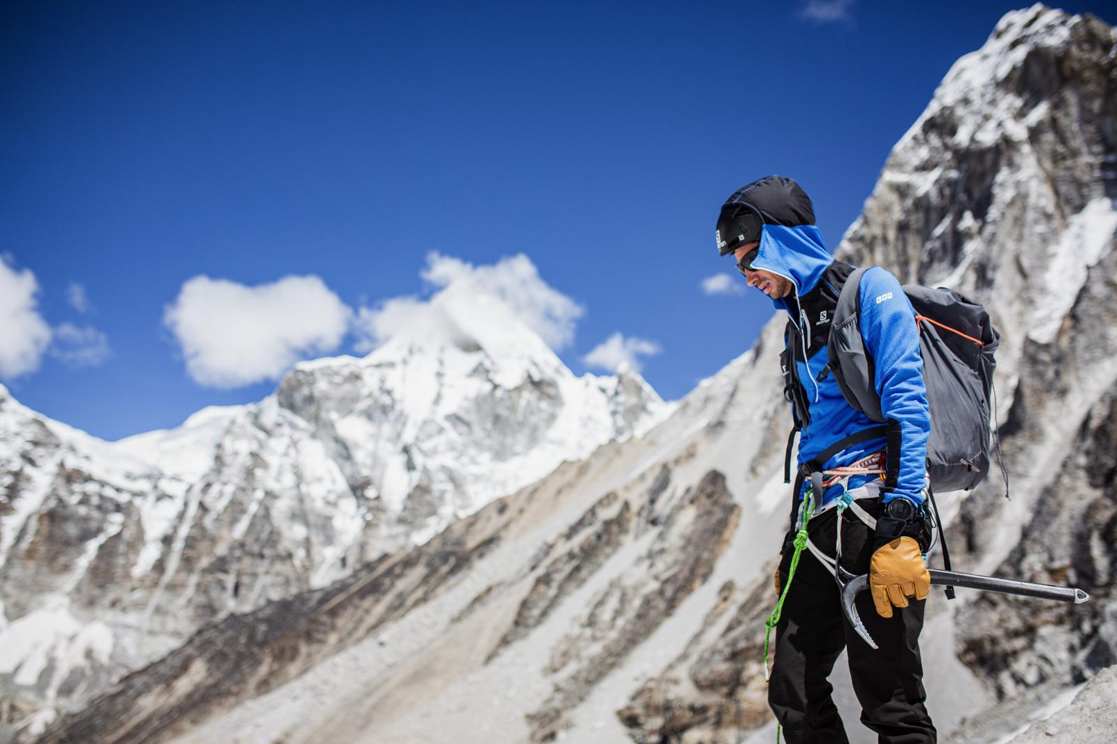 Photo of Kilian Jornet racconta la sua spedzione all'Everest