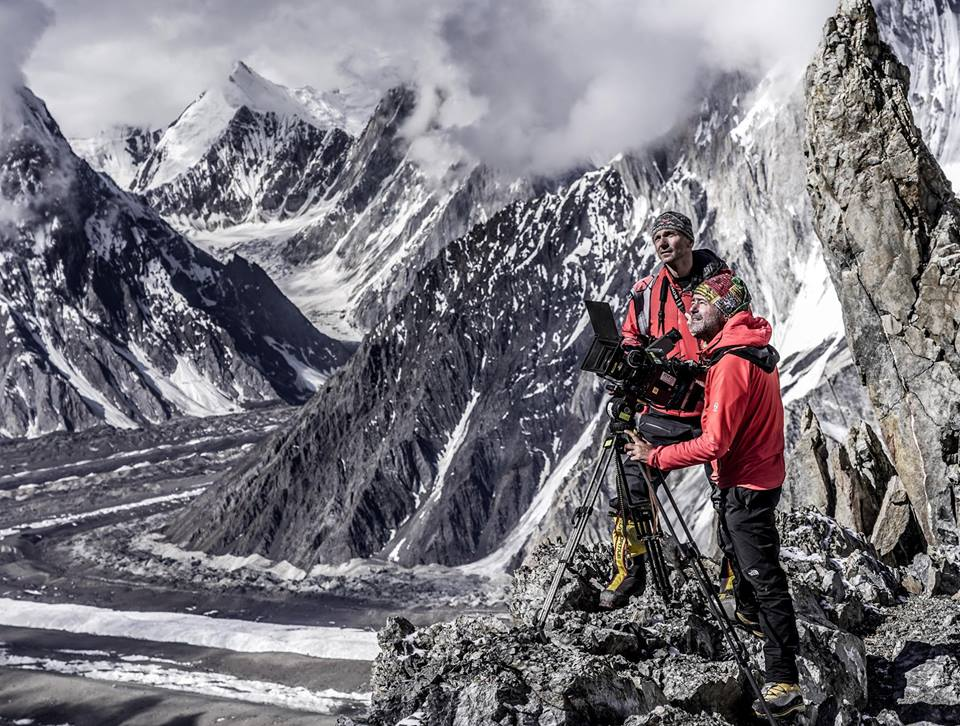 """Photo of Dietro le quinte di """"Broad Peak"""", il film sulla tragica scomparsa di Maciej Berbeka durante la prima invernale"""