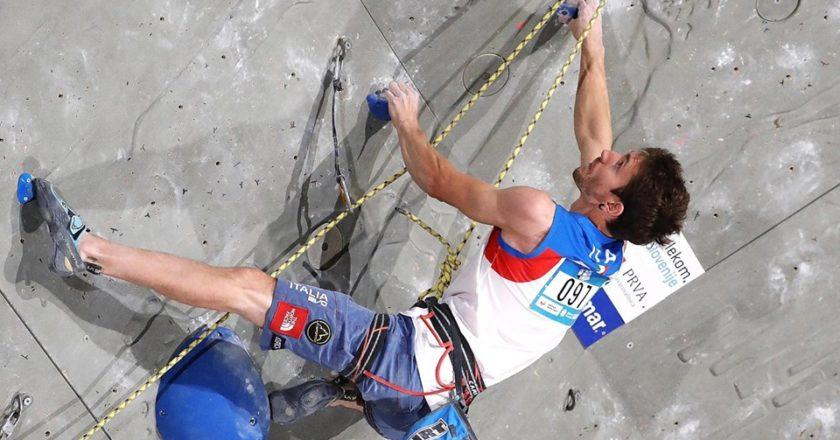 campionati europei, arrampicata sportiva