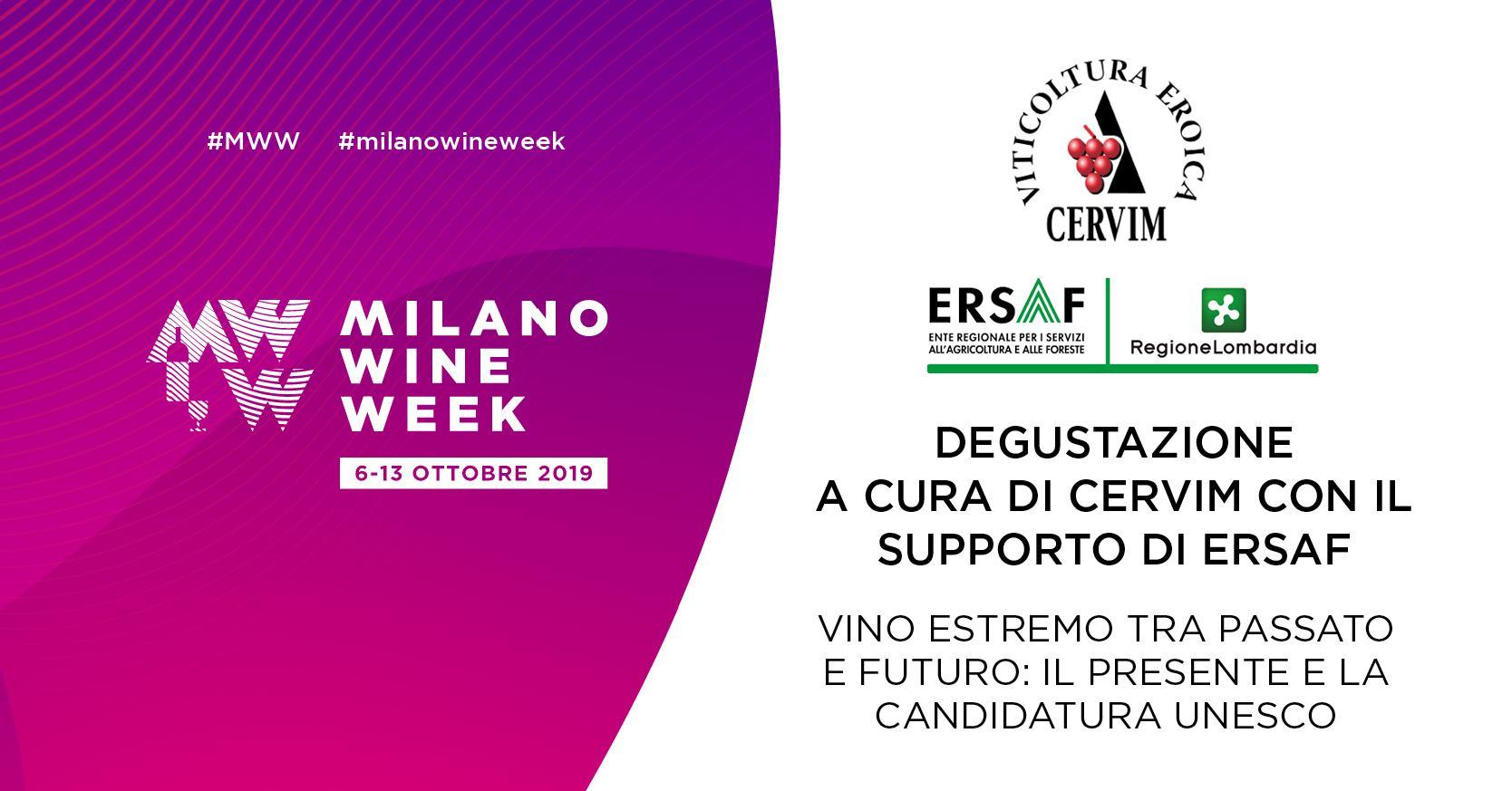 Photo of Il vino eroico di montagna alla Milano Wine Week