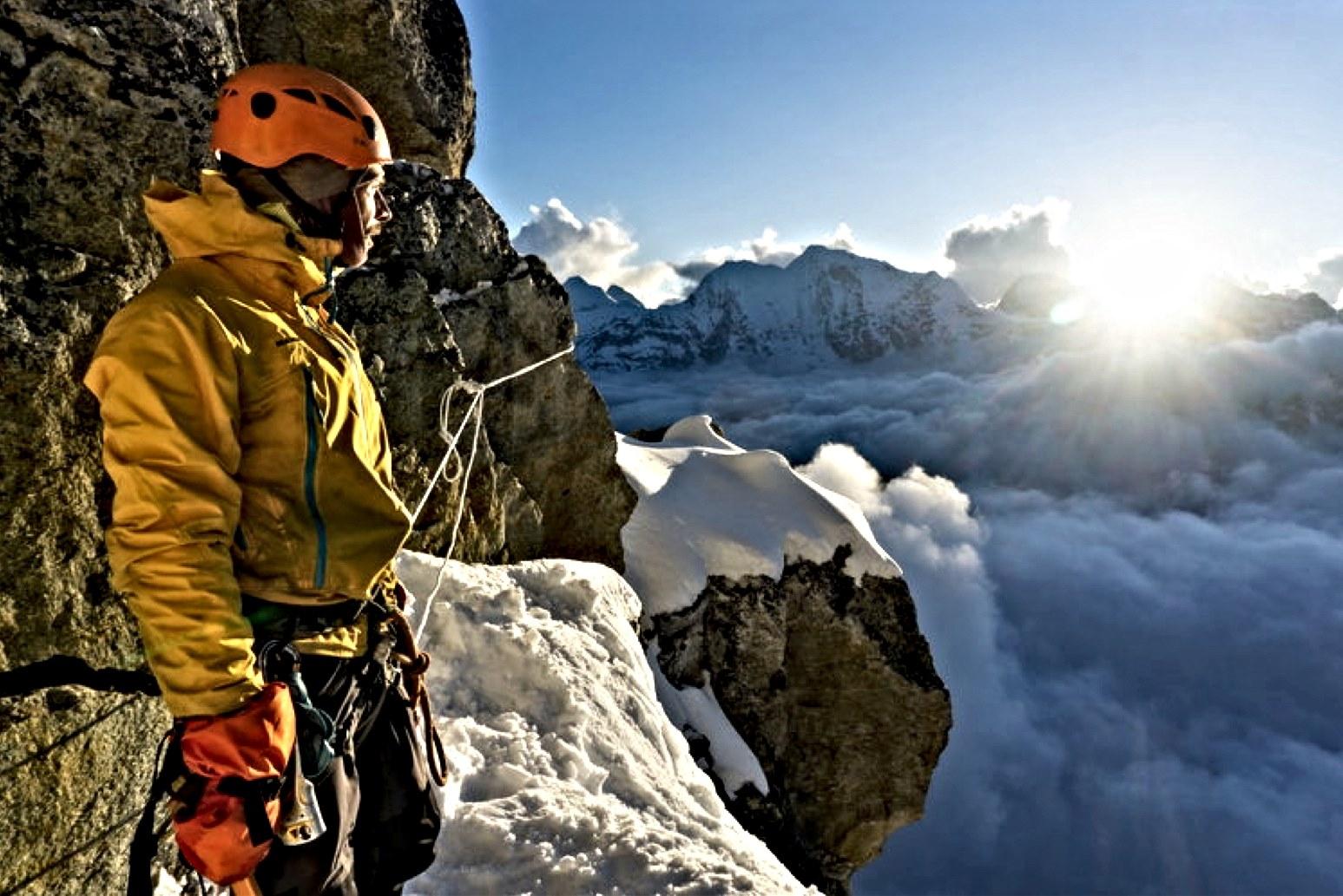 Photo of Himalaya, nuova via sul Kyajo Ri per una spedizione russa