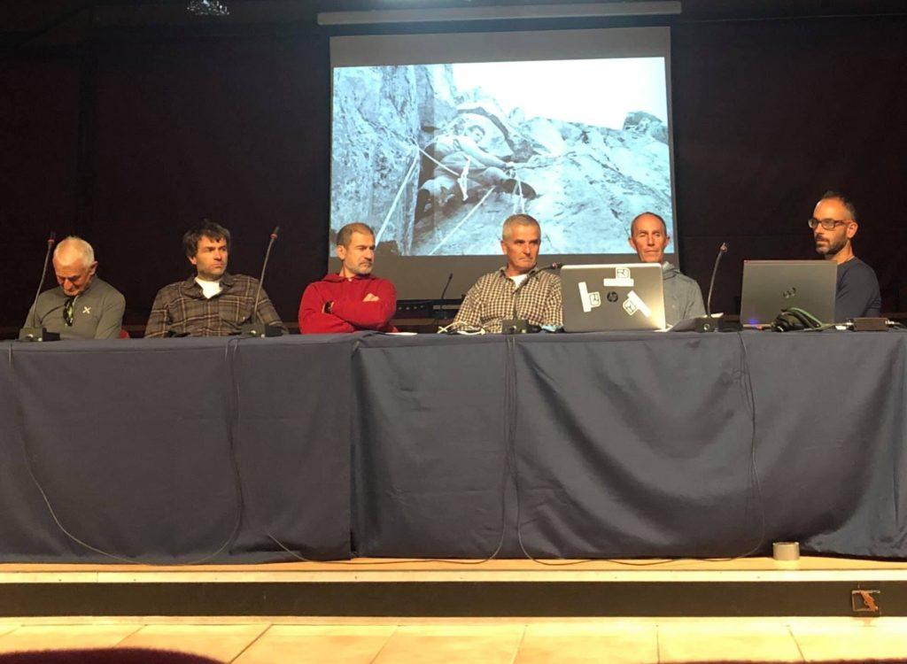 La Tavola Rotonda, con i partecipanti e il moderatore Giovanni Pagnoncelli