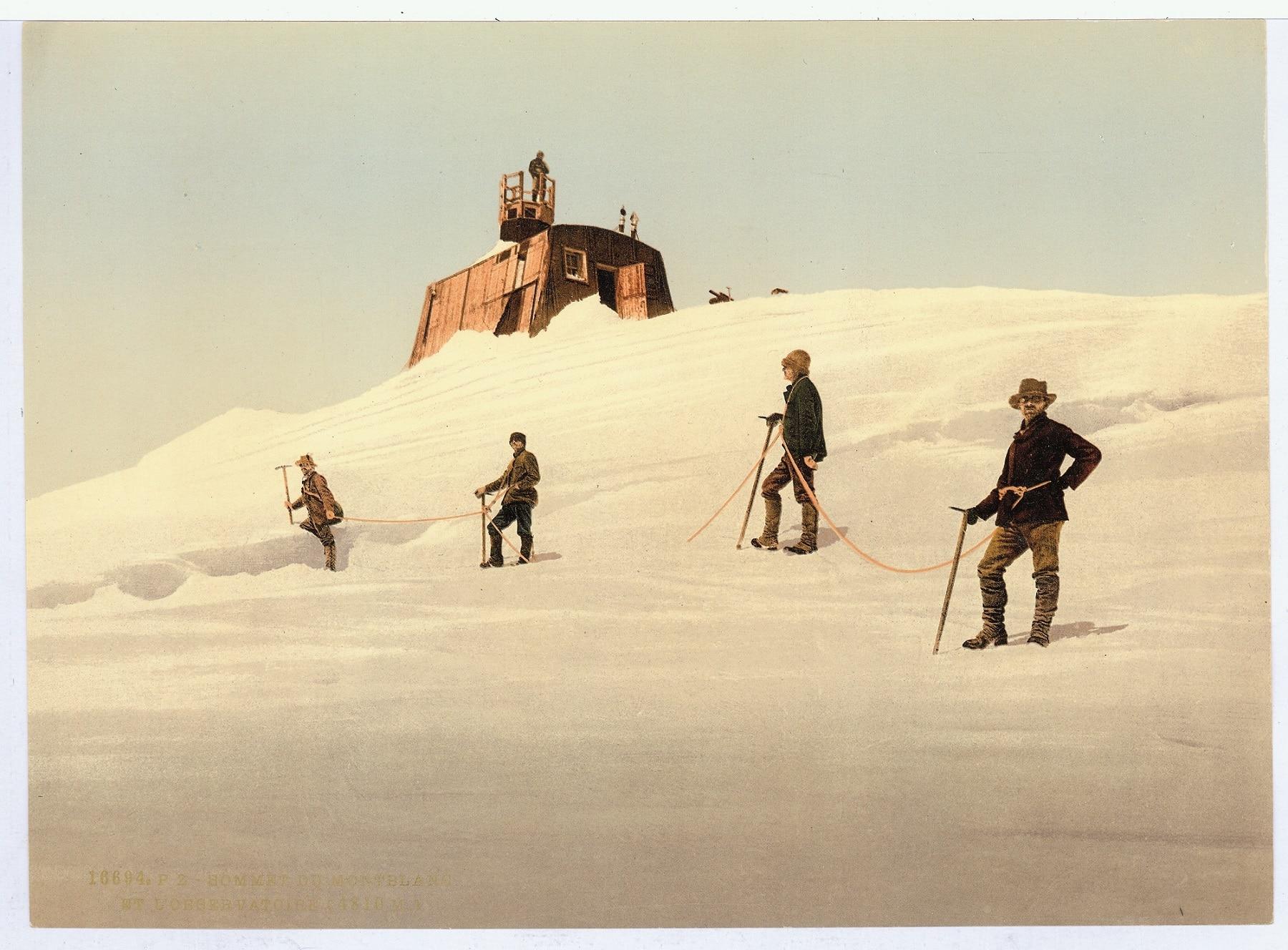 Photo of Storia delle Alpi tra clima e meteorologia, conoscere il passato per capire il presente