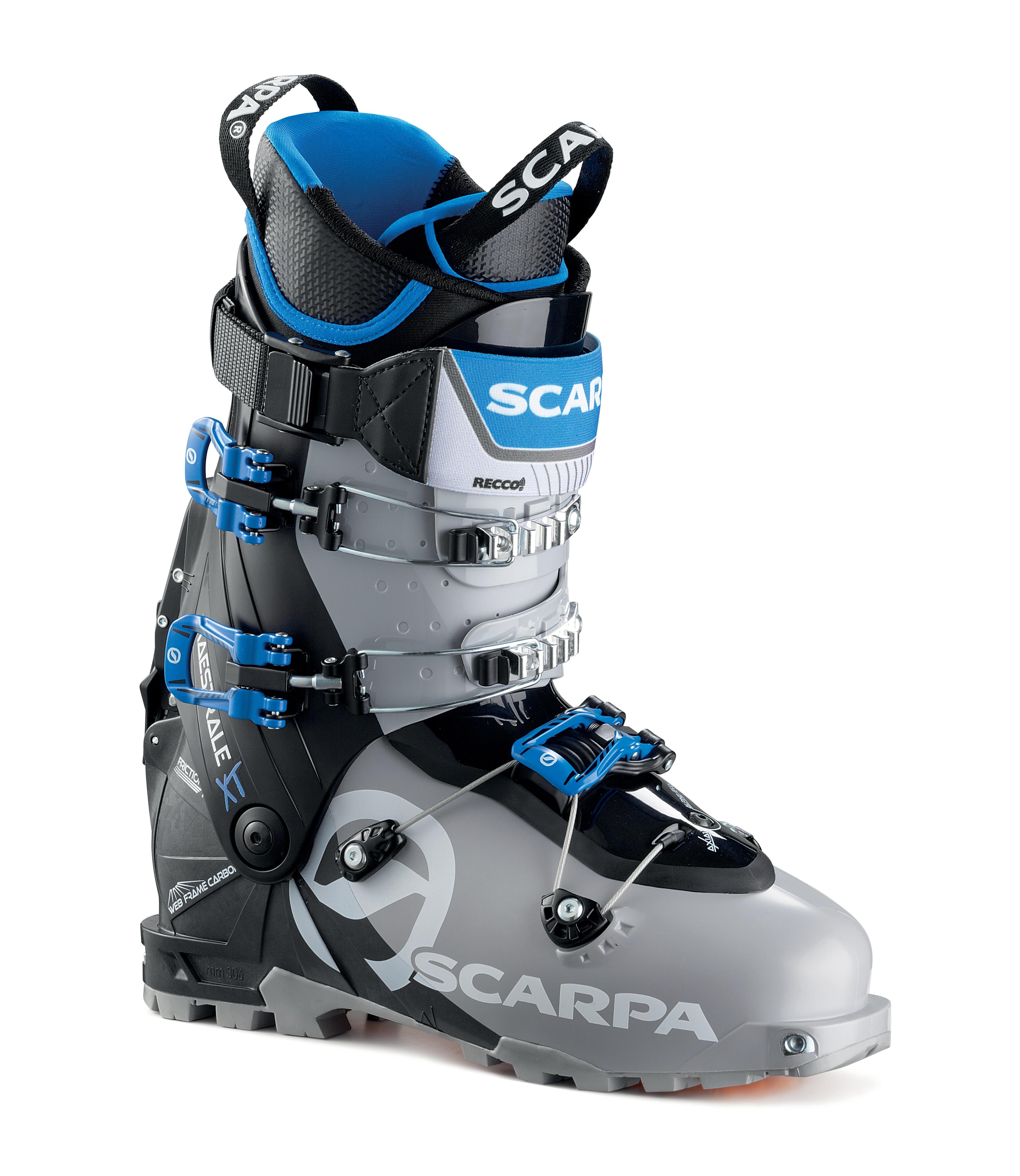 Photo of SCARPA® MAESTRALE XT, lo scarpone sviluppato per gli sciatori più esperti