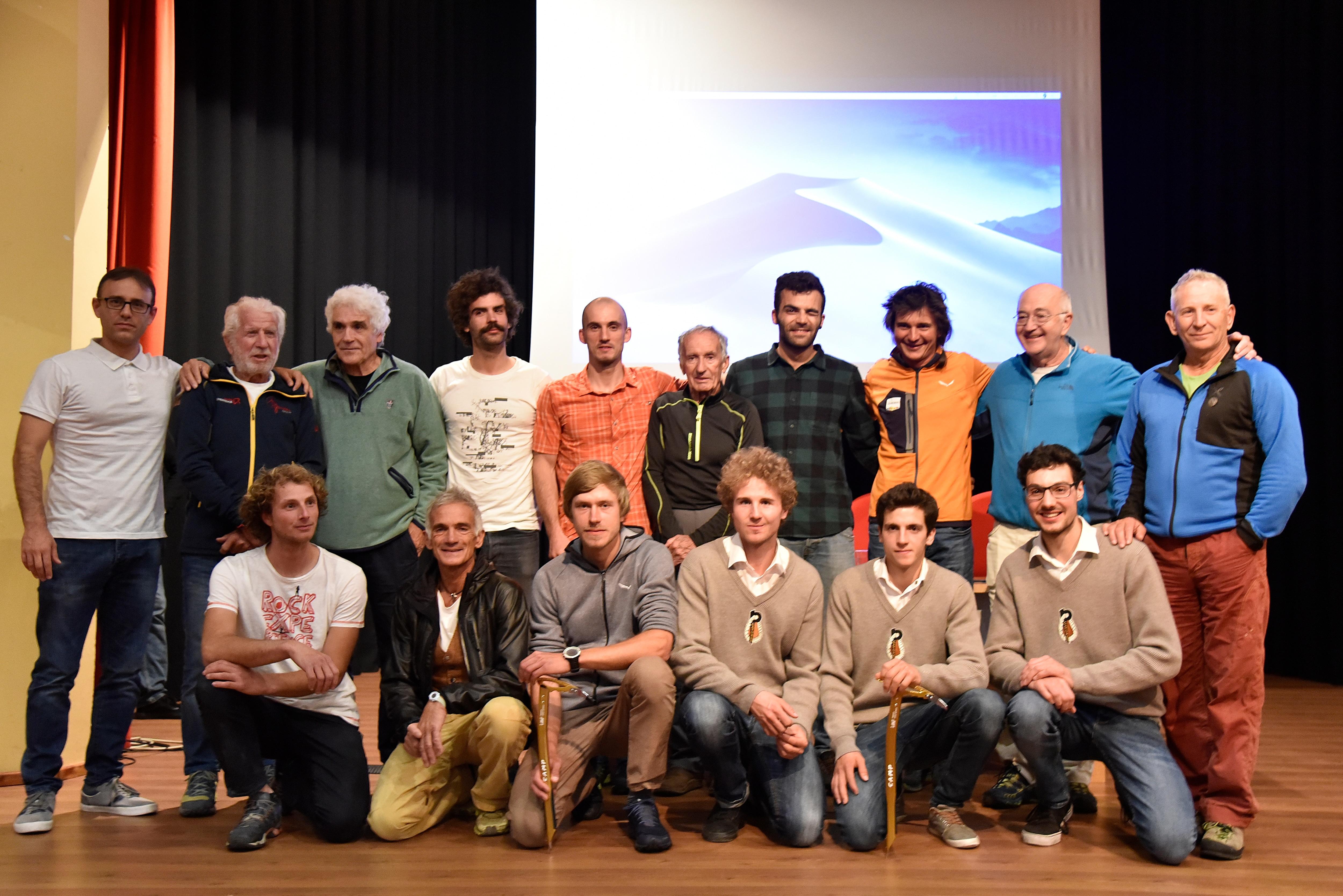 Photo of Grande successo per i 4 giorni del Lecco Mountain Festival