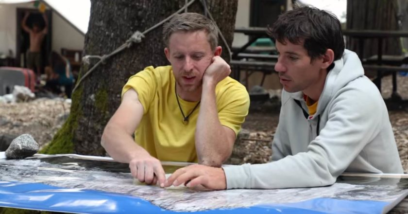 the nose, alex honnold, tommy caldwell