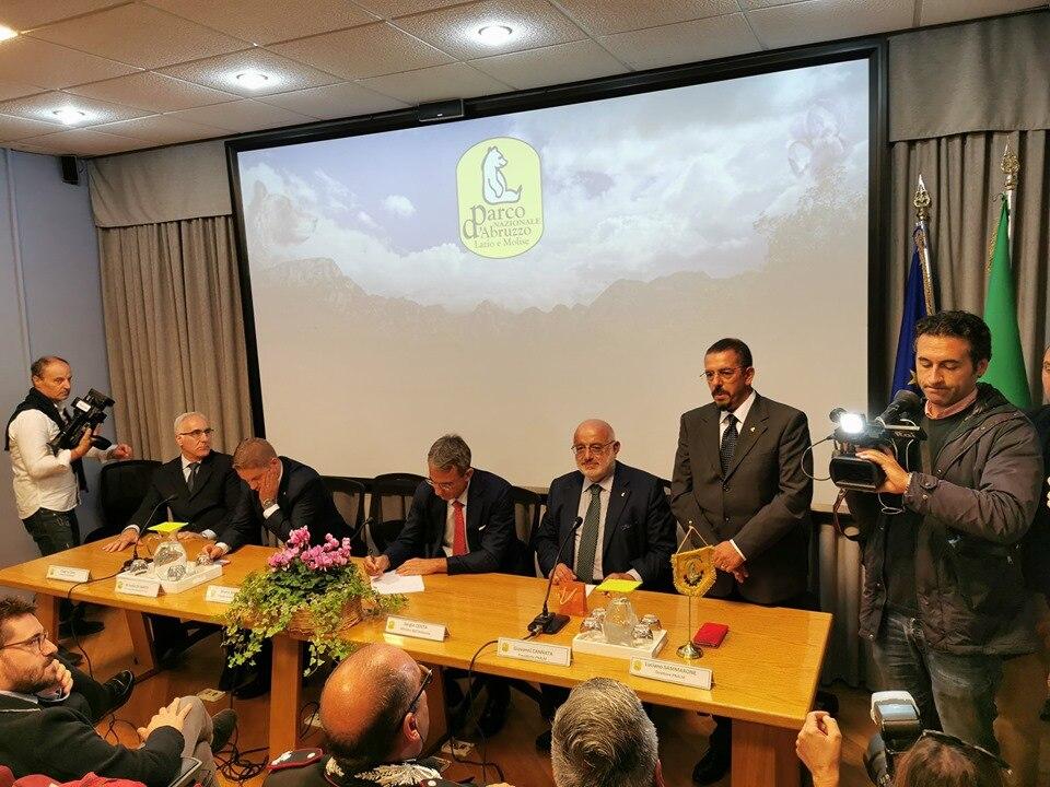 """Photo of Ministro Costa in visita al PNALM: """"Parchi Nazionali siano riferimento per la tutela della natura"""""""