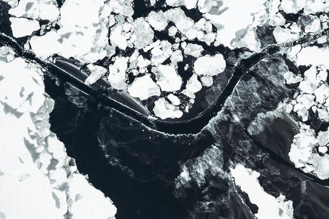 Photo of Mike Horn dall'Alaska al Polo Nord. Il video della prima metà della traversata artica