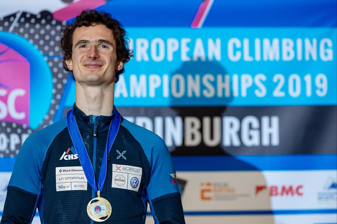 Photo of Europei di Arrampicata 2019. Adam Ondra si laurea Campione Lead