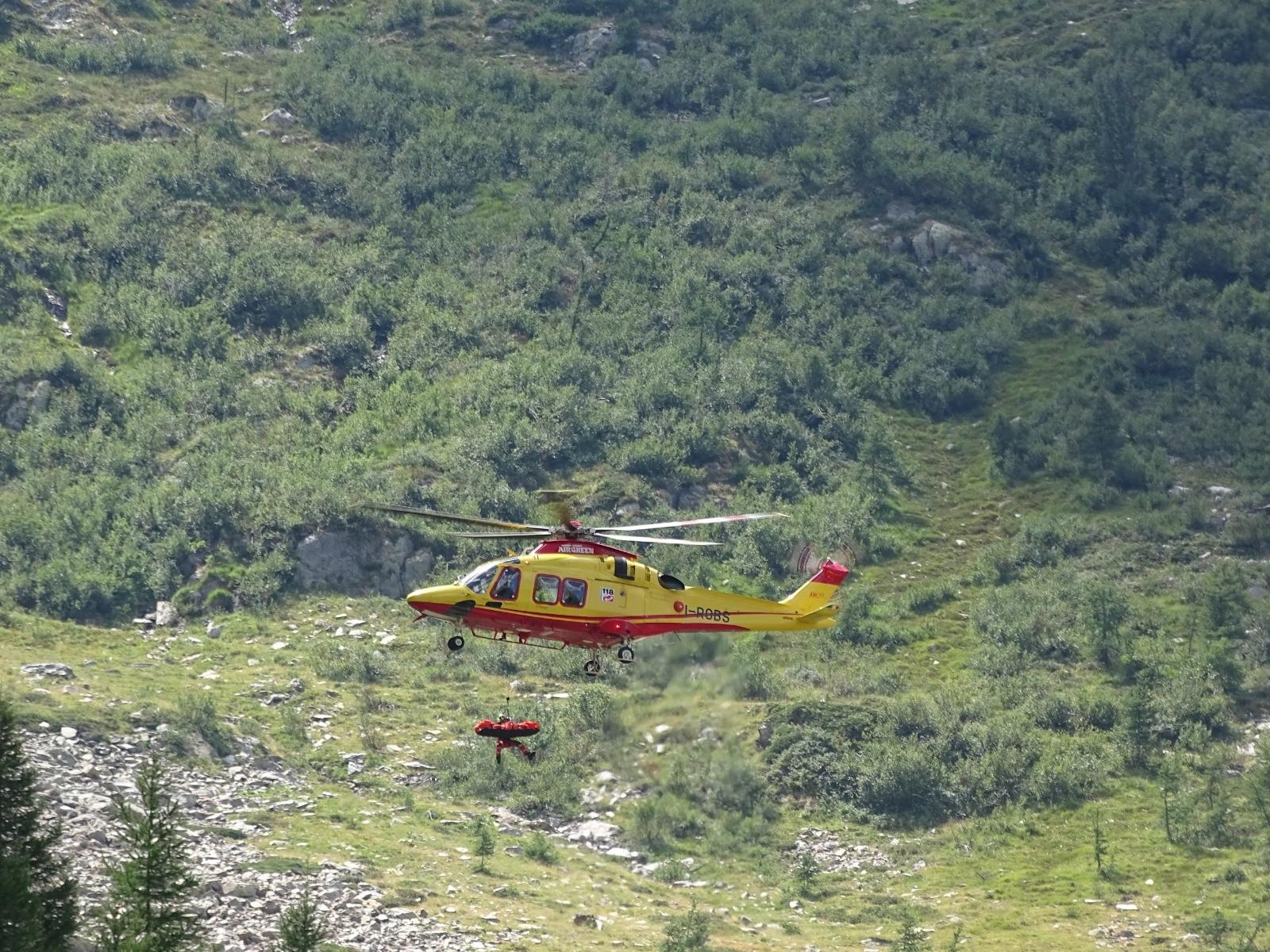 Photo of Valsesia. Caduta fatale per un escursionista sul Pizzo della Moriana
