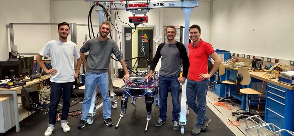 Photo of Un mulo robot a supporto del Soccorso Alpino