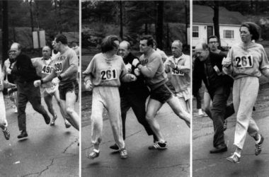 "Kathrine Virginia ""Kathy"" Switzer"