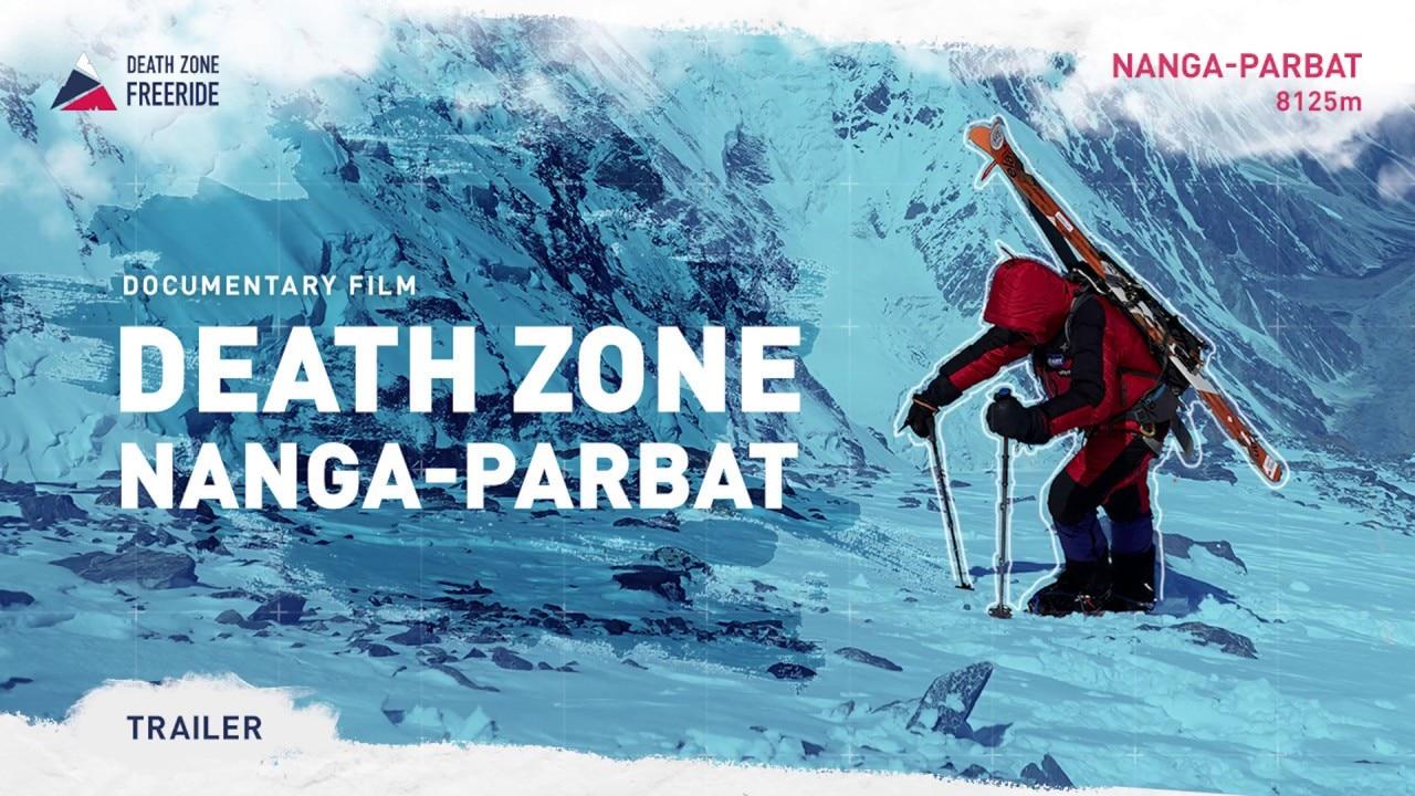 """Photo of """"Death Zone – Nanga Parbat"""", il docufilm sulla discesa con gli sci di Cala Cimenti, Vitaly Lazo e Anton Pugovkin"""