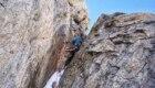 Ultimo giorno di salita verso la vetta - Foto FB @Tom Livingstone Climbing