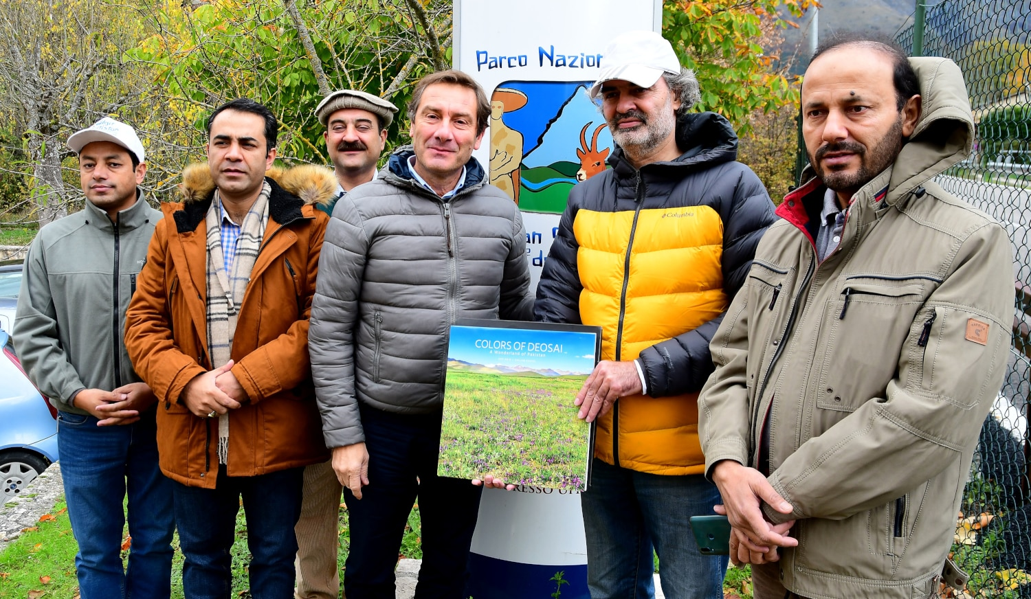 Photo of Nasce al Gran Sasso la collaborazione tra i parchi dell'Appennino e del Pakistan