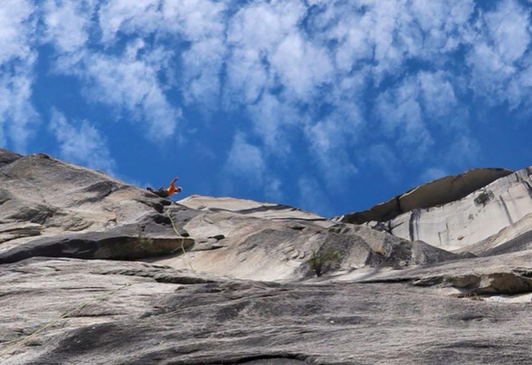 Photo of Pete Whittaker e Sean Warren a tutto gas a Yosemite: 7 big wall in 7 giorni