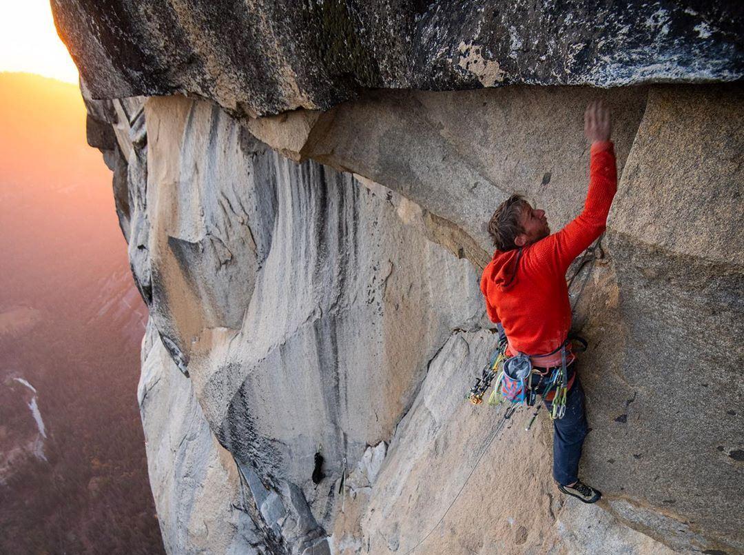 Photo of Nuova via su El Capitan per Tommy Caldwell e Alex Honnold