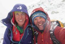 Photo of Annunciata la nuova invernale di Simone Moro e Tamara Lunger
