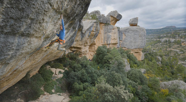 Photo of Jakob Schubert sale Perfecto Mundo ed entra nel ristretto club dei climber 9b+