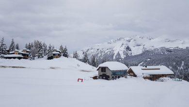 Photo of Un altro weekend di neve sulle Alpi
