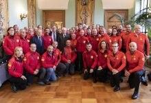 Photo of Il CNSAS compie 65 anni. L'incontro con il Presidente Mattarella