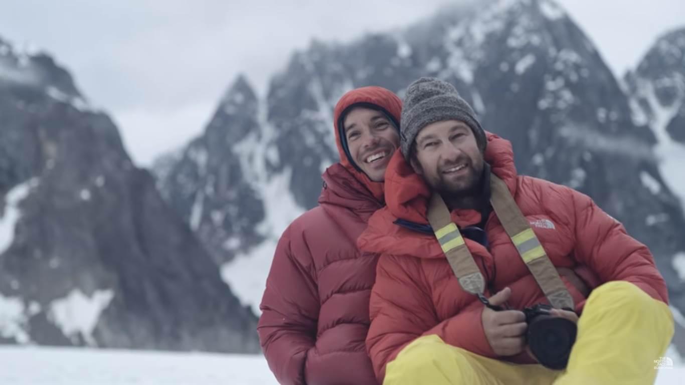 Photo of Alex Honnold e Renan Ozturk. Quando l'amicizia vale quanto una vetta