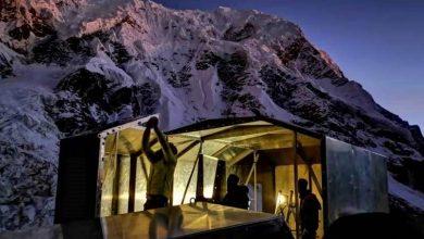 Photo of In Himalaya nasce grazie a degli abruzzesi il bivacco David Lama