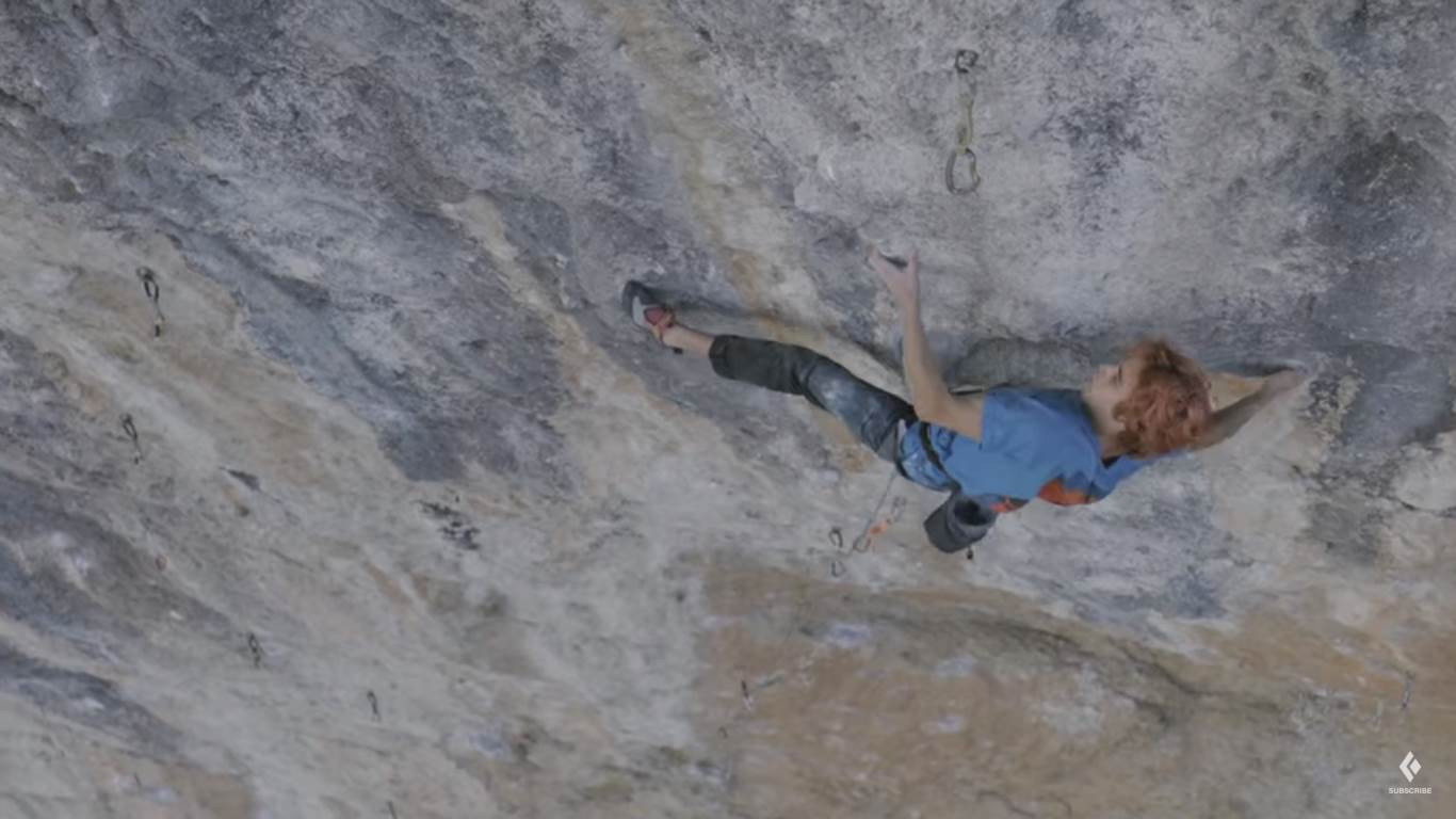 "Photo of Sean Bailey su ""Joe Mama"" (9a+) – Il video"