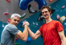 Photo of Adam Ondra e l'importanza di arrampicare con il compagno giusto