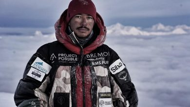 Photo of Nirmal Purja, dalla bandiera sull'Ama Dablam a una nuova via sul Cho Oyu