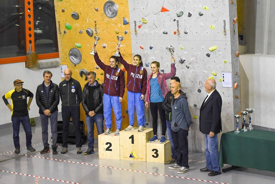 Photo of Campionato Italiano Lead. Oro per Laura Rogora e Marcello Bonardi