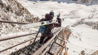 Photo of Monte Bianco. Chiusa per motivi di sicurezza la scala del Toula