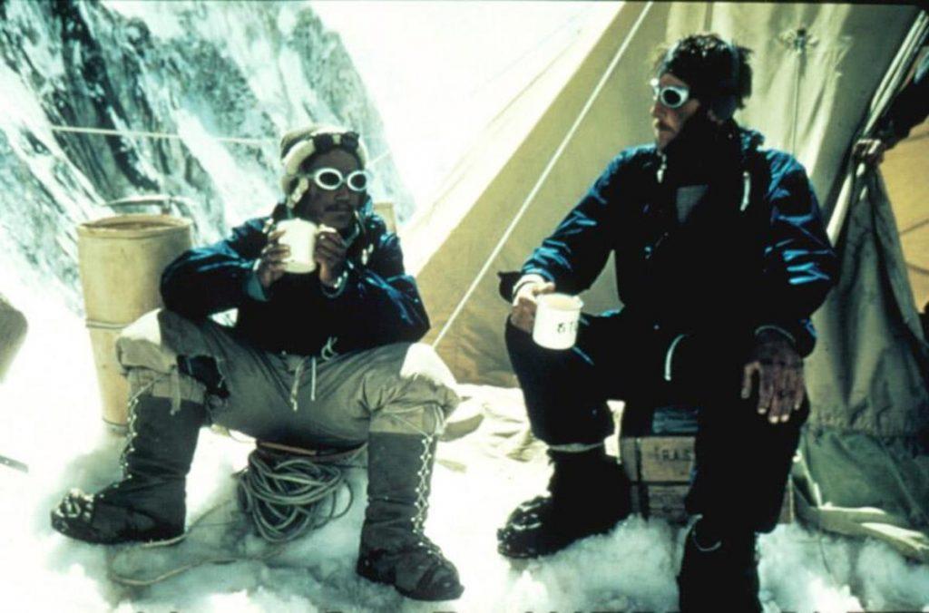 tenzing norgay sherpa, everest