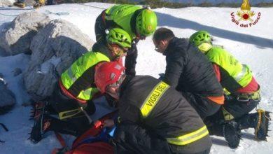 Photo of Nuova vittima in Appennino, alpinista muore sul Terminillo