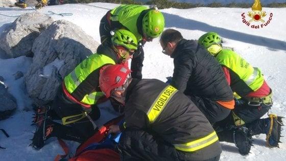 Nuova vittima in Appennino, alpinista muore sul Terminillo - Montagna.tv