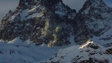 Photo of Frana sul Monviso, crollano i torrioni di Sucai