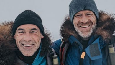 Photo of Buone notizie dall'Artico. Horn e Ousland raggiunti dai norvegesi