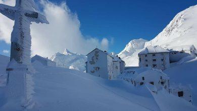 Photo of La magia del Colle del Gran San Bernardo avvolto nella neve