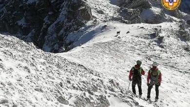 Photo of Weekend tragico sulle montagne: tre morti in Abruzzo, sciatore perde la vita sul Piccolo Cervino